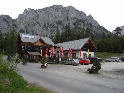 Gasthof Grüner See (Foto von Taucher.net)