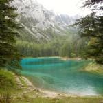 Ankunft am Grüner See