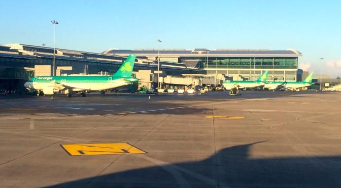 Erfahrungen mit Aer Lingus